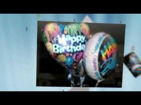 Birthday Video E-Card Personalized To Any Name!