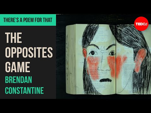 Video image: The Opposites Game