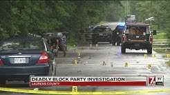 More arrests made in Laurens Co. block party shooting