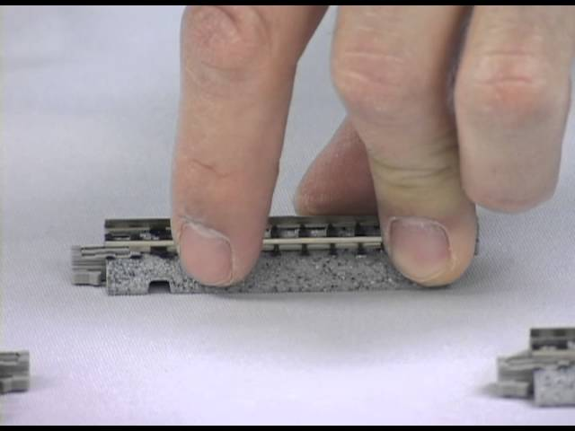 Model Railroad Video How To Set Up And Run The Kato N Scale Metra Passenger Train Set Youtube