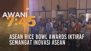 Asean Rice Bowl Awards iktiraf semangat inovasi ASEAN