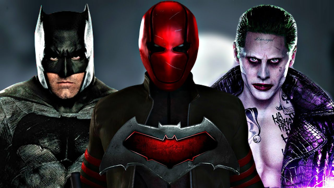 Image result for batman and redhood superheroes