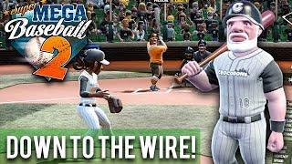 CAN I GET MY FIRST ONLINE WIN?! - Super Mega Baseball 2