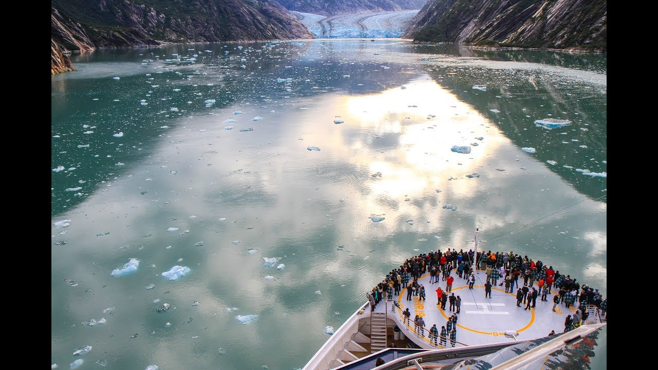 Celebrity Cruise 2018 - Review of Tracy Arm Fjord, Juneau ...