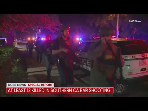 CBS News Special Report: Southern California Shooting