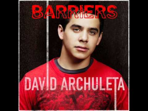 3. Barriers - David Archuleta - HQ/Album Version - Download Link - Lyrics