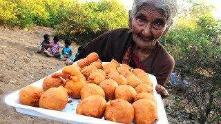 Mysore Bonda Recipe | Very Simple Mysore Bajji Recipe |Country foods