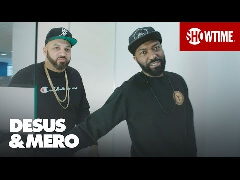 Yo MTV Welcome to Our Crib  Office Hours  DESUS & MERO