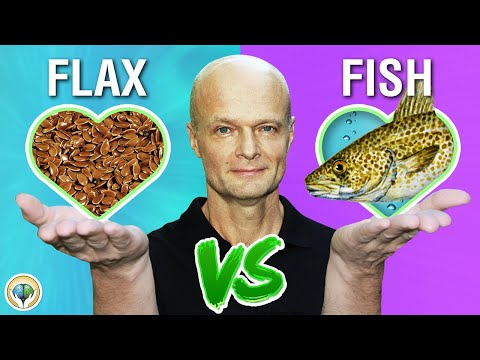 Flaxseed Vs Fish Oil - Which Is Better?
