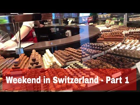 Weekend in Switzerland - Part 1  |  Downtown Zürich