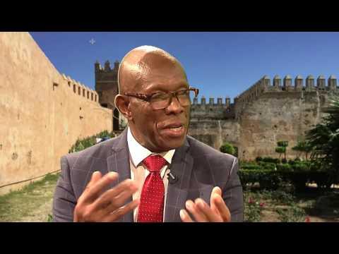 GlobeTrotter Jon Haggins TV Talks Morocco & Greece