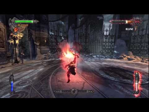 Castlevania Lords of Shadow Chapter 8-3 Olrox