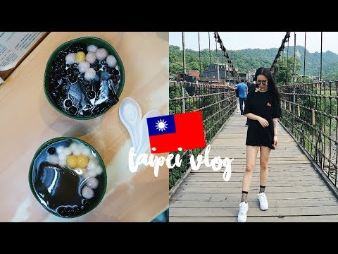 GETTING LOST IN TAIPEI (TAIWAN VLOG 1/2)