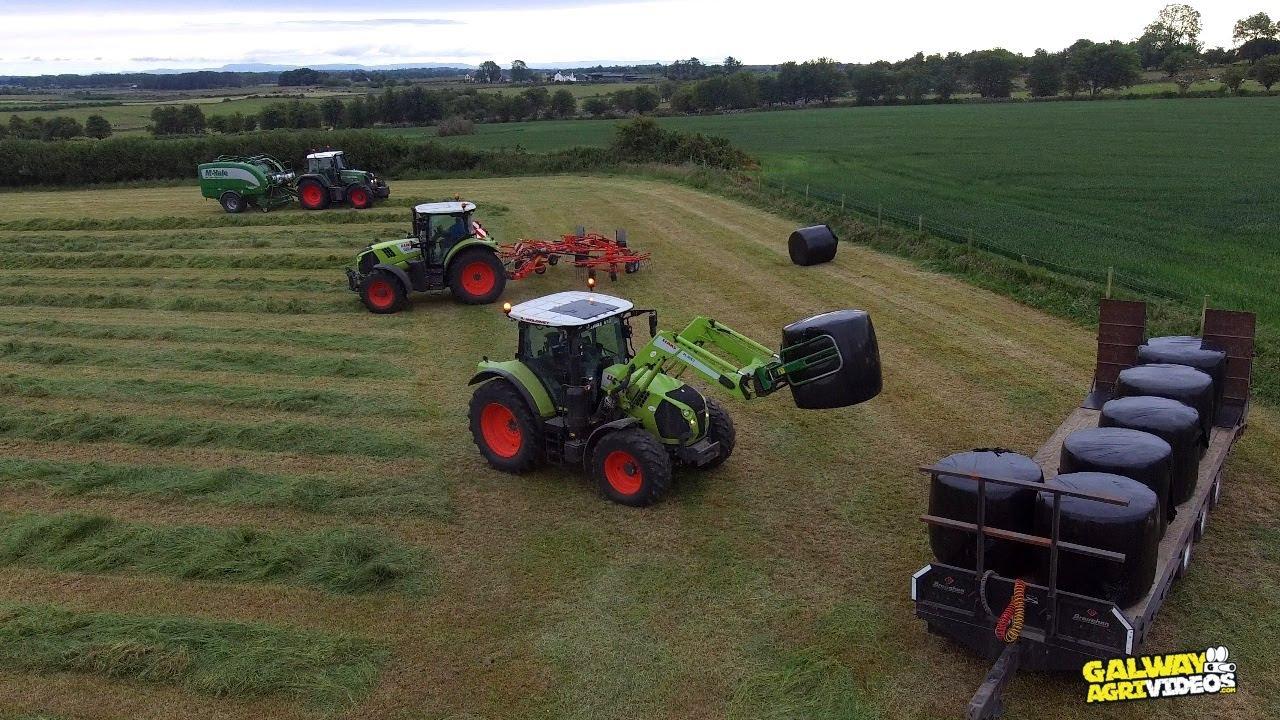 R Moloney Agri - Silage 2020