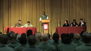 Resolved: Debate Win for Inmates Against Harvard Shows Benefits of Higher Education Behind Bars