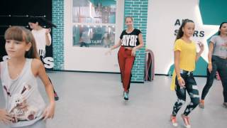 Монатик Кружит Dj Kashinsky Remix Choreo By Анастасия Косых All Stars Junior Workshop 10 2016