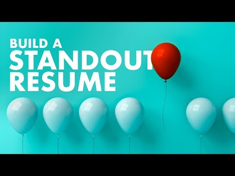 Resume Tips For Designers - HOW TO STAND OUT