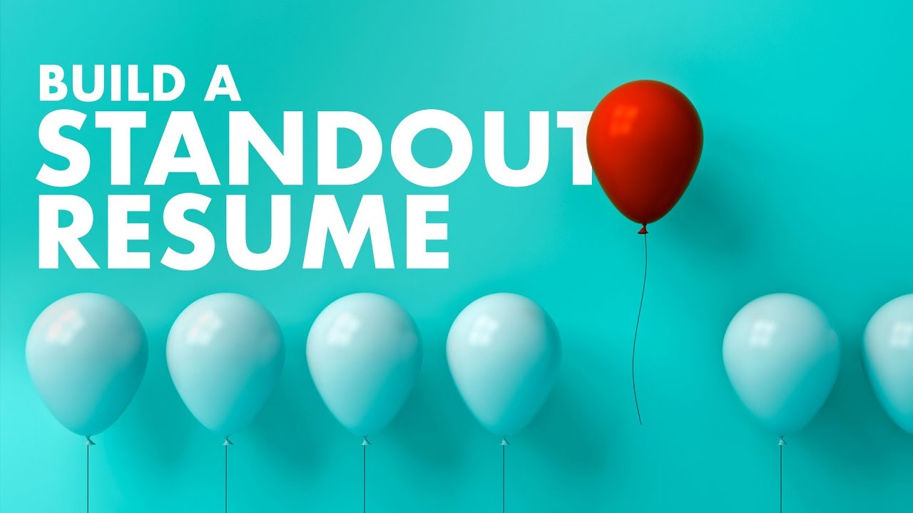 resume tips for designers how to stand out