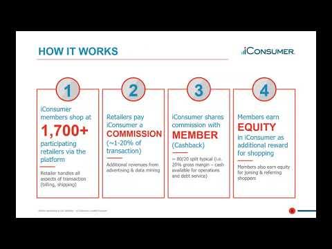 iConsumer Shareholder Webinar 2017-09-25