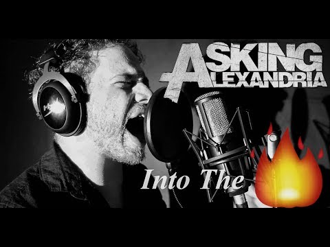 Peter Lanza - Into The Fire (Asking Alexandria Cover)