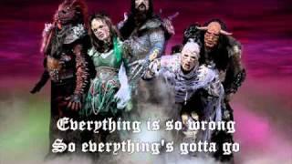 Lordi-Granny's Gone Crazy.wmv