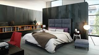 Top 40 Amazing Black Bedroom Decoration Ideas Tour 2018 | Furniture Set Makeover Design DIY 2018