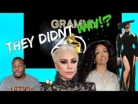 LADY GAGA & SZA SNUBBED & BEYONCE WAS LATE *GRAMMYS 2018 WAS A MESS!?* | Zachary Campbell