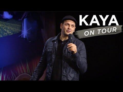 KAYA Backstage - Kaya on Tour - Die Blitzer in der Schweiz