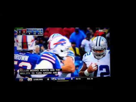 Kellen Moore first NFL Start with the Cowboys