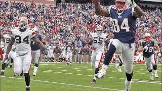 Patriots vs Browns 2007 Week 5 Highlights