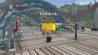 Lego City Undercover (wii U) ~ Collectables Guide - Paradise Sands (part 3/3)