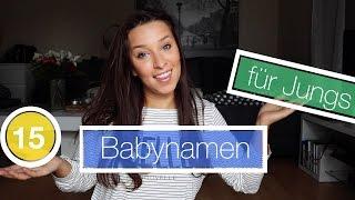 BABYNAMEN FÜR JUNGS | WIESO DENKE ICH ÜBER BABYNAMEN NACH | MEINE ZUKUNFT