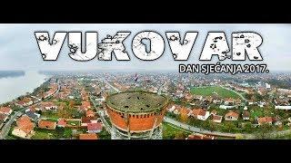 VUKOVAR - Dan sjećanja 18-11-2017 / DJI SPARK drone