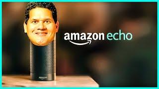 Amazon Echo: Reggie Fils-Aime Edition