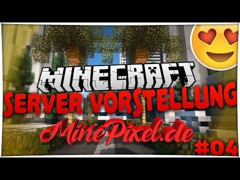 Minecraft Server Vorstellung #4 [MinePixel.de]