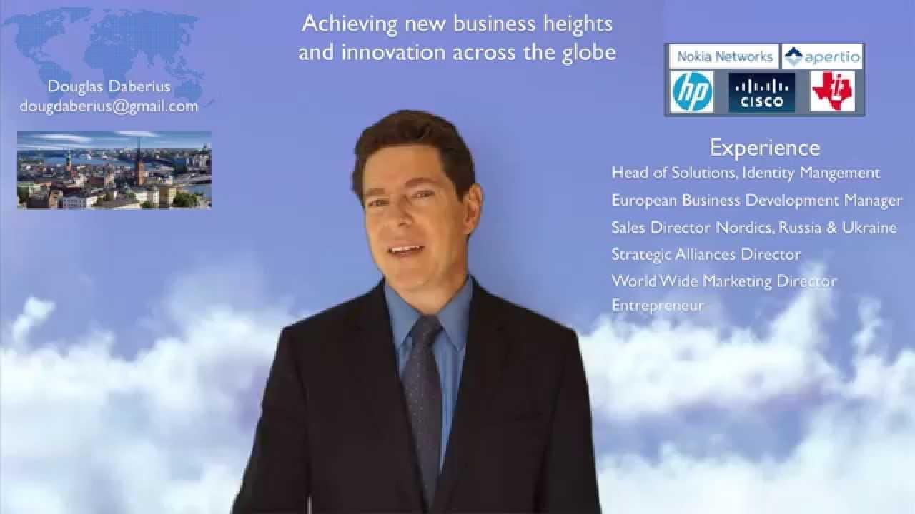 Doug\'s CV - Resume Video - Recruit business development, sales and ...