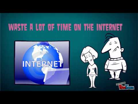 the disadvantages of the internet Every one of us know that internet has various advantages but you know it have some disadvantages lets know advantages and disadvantages of internet.