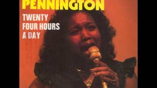 "Barbara Pennington - twenty four hours a day (1976) 12"" vinyl"
