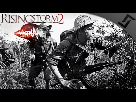 Vietnamese Defend Hamburger Hill - Rising Storm 2: Vietnam - Exclusive Closed Beta Gameplay