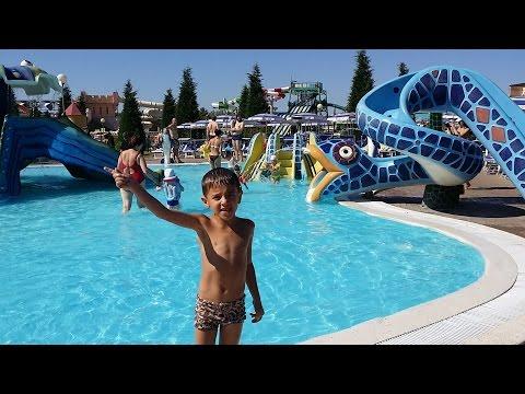 Аквапарк Золотая бухта Геленджик! / Water  park Golden Bay Gelendzhik!