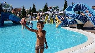 Аквапарк 'Золотая бухта' Геленджик! / Water  park 'Golden Bay' Gelendzhik!