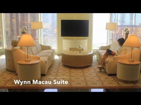 Wynn Macau: The Most Luxurious Hotel Room Ever!