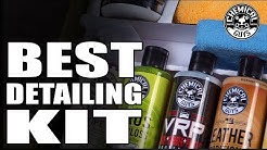 Best Holiday Gift Idea - Best Detailing Kit - Chemical Guys Car Care