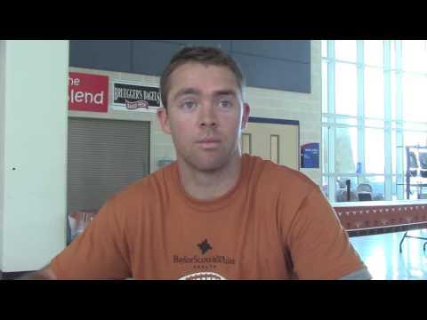 Colt McCoy On Single-Sport Specialization
