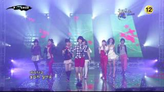 080111 SNSD HD - Girls' Generation(SoNyeoShiDae)