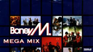 "Boney M - Megamix 88"" (Dj Struja Remastered)"