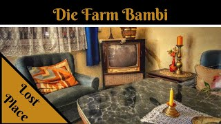 Lost Place / Die vergessene Farm - Eine Zeitreise in die 50er
