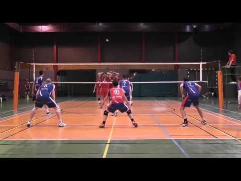 Wahlain vs. VC Duvel Puurs