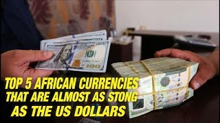 Video Top 5 African currencies that are almost as strong as the US dollar download MP3, 3GP, MP4, WEBM, AVI, FLV Oktober 2018