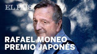 Rafael Moneo recibe el premio japonés Praemium Imperiale por su carrera profesional